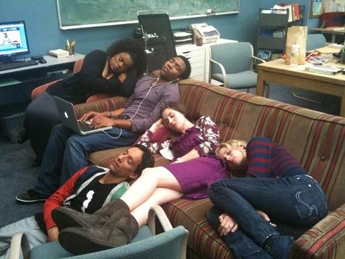 Community Season 3: Greendale post paintball | TV's gotten good